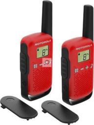 Krótkofalówka Motorola TLKR T42 RED