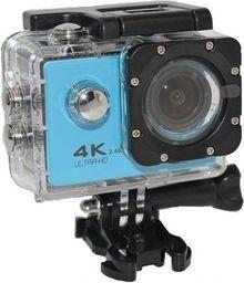 Kamera GSM City KAMERA SPORTOWA SJ7000/G2 WIFI 4K NIEBIESKA