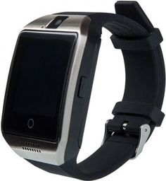 Smartwatch GSM City Q18 Czarny  (19685-uniw)