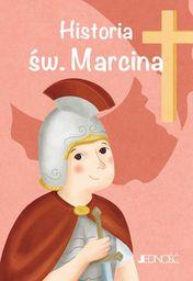 Historia św. Marcina seria: Wielcy przyjaciele Jezusa