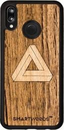 SmartWoods Case Etui Impossible Triangle Huawei P20 Lite