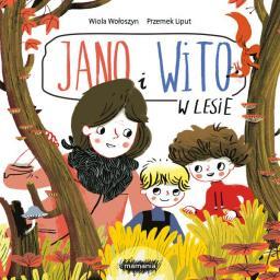 Jano i Wito. W lesie