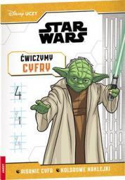 Disney Uczy. Star Wars. Ćwiczymy cyfry