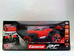 Carrera Pojazd zdalnie sterowany RC Buggy Red Fox