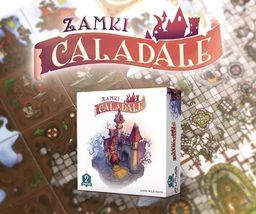 Portal Games Gra Zamki Caladale (107557)