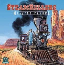 Portal Games Gra Steam Rollers: Maszyny Parowe