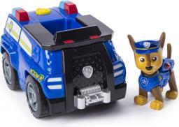 Spin Master Pojazd z figurką Psi Patrol Chase (6022627/20101571)