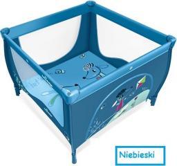 Baby Design KKojec Play Up 16 + uchwyty niebieski (290787)