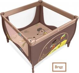 Baby Design Kojec Play Up 16 + uchwyty brązowy (290817)