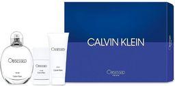 Calvin Klein Zestaw Obsessed For Men EDT 125ml + SG 100ml + dezodorant sztyft 75ml