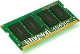 Pamięć do laptopa Kingston DDR3 SODIMM 4GB 1333MHz CL9 1,5V (KVR13S9S8/4)