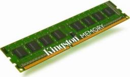 Pamięć Kingston ValueRAM, DDR3, 4 GB,1333MHz, CL9 (KVR13N9S8/4)