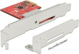 Czytnik Delock DeLOCK PCI Express > 1x external SDXC Slot