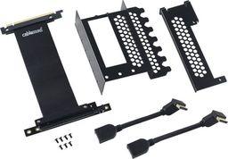 CableMod Cablemod Vertical PCI-e Bracket, 2x DisplayPort