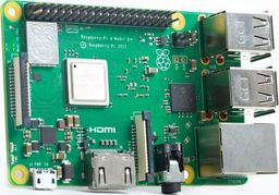 Komputer Raspberry Raspberry Pi Foundation Raspberry Pi 3 model B+, Mainboard