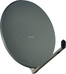 Antena satelitarna GigaBlue GigaBlue80 cm - gray
