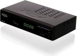 Tuner TV Xoro Xoro HRM 7615 - black - DVB-C / T2 HD - HDMI - FullHD