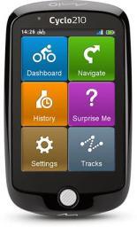 Nawigacja GPS MIO Cyclo 210