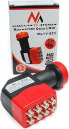 Maclean Konwerter satelitarny OCTO 65dB MCTV-630