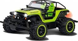 Carrera Auto na radio Jeep Trailcat PX Profi 1:18 zielony
