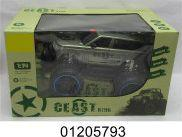 Dromader Jeep na radio + pakiet  (130-1205793)