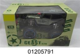 Dromader Jeep na radio + pakiet  (130-1205791)