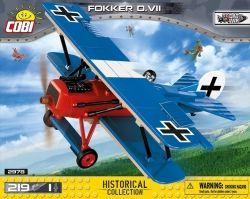 Cobi Fokker D.VII