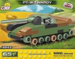 Cobi Nano Tank Czołg Pt-91 Twardy