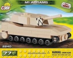 Cobi  Nano Tank Czołg M1 Abrams
