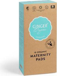 Ginger Organic Podkłady poporodowe Maternity Pads 10szt
