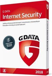 Gdata Internet Security 2 urządzenia 1 rok (090165)