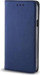 TelForceOne Pokrowiec Smart Magnet do Xiaomi Redmi Note 5 granatowy