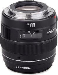 Obiektyw Yongnuo Obiektyw Yongnuo YN-100mm F22 Canon EOS AF