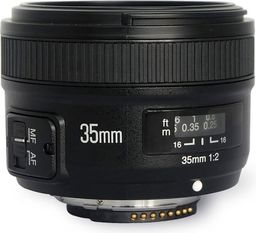 Obiektyw Yongnuo Obiektyw Yongnuo YN-35mm F2 Nikon Nikkor AF-S DX