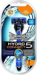 Wilkinson Sword MASZYNKI i WKŁADY SYSTEMOWE HYDRO CONNECT 5 MASZYNKA/ 1wkł.