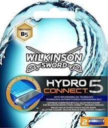 Wilkinson Sword MASZYNKI i WKŁADY SYSTEMOWE HYDRO CONNECT 5 WKŁADY /2 wkł.