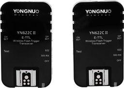 Yongnuo Yongnuo 2 x  Wyzwalacz radiowy YN-622II C Canon TTL