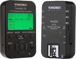Yongnuo Zestaw Youngnuo YN-622C-KIT Sterownik Canon TTL