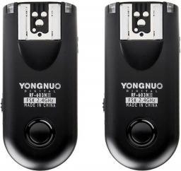 Yongnuo Wyzwalacz RF-603 II N1 Nikon