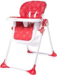 4BABY Krzesełko dziecięce Decco Red
