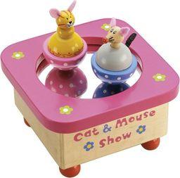 Tidlo Pozytywka dla dzieci Kot i myszka
