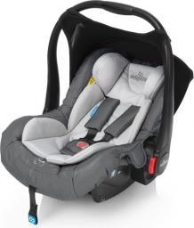 Fotelik samochodowy Baby Design Leo 2018 0-13 kg szary