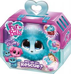 Tm Toys Fur Balls - Aqua