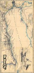 DRBACTY Ręcznik szybkoschnący Mapa beżowy 70x140 cm (DRC-XL-MAPA)