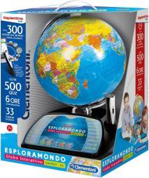 Clementoni Interaktywny EduGlobus Poznaj Świat wersja premium
