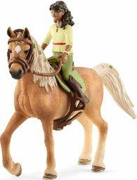 Figurka Schleich Dziewczynka i arabska klacz (42414)