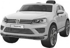 Centrala Auto Na Akumulator Volkswagen Touareg Srebrny Lakier