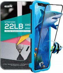 ESR SzkŁo Hartowane Esr Case Friendly Glass Iphone X/10 Black
