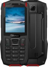 Telefon komórkowy UleFone Armor Mini czarno-czerwony (UF-AMI/RD)