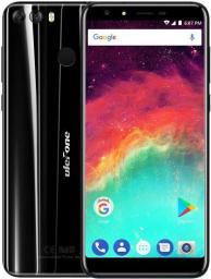 Smartfon UleFone Mix 2 16 GB Dual SIM Czarny  (UF-MX2/BK                      )